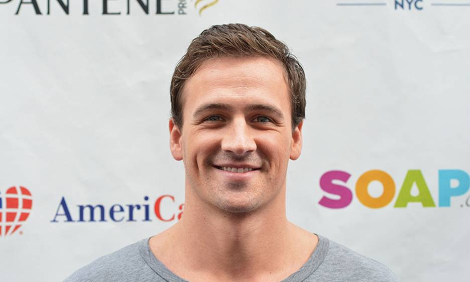Ryan Lochte's Hair